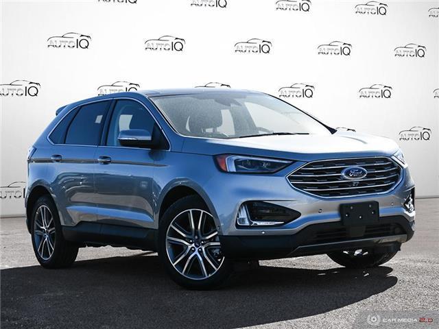 2020 Ford Edge Titanium (Stk: D0D152) in Oakville - Image 1 of 27