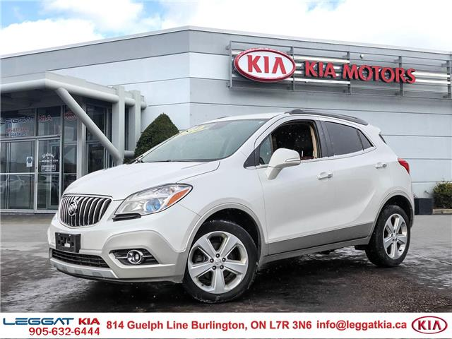2015 Buick Encore Leather (Stk: 139-21A) in Burlington - Image 1 of 27