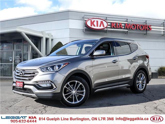 2017 Hyundai Santa Fe Sport  (Stk: 2561) in Burlington - Image 1 of 30
