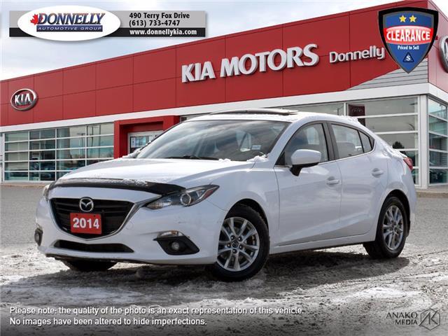 2014 Mazda Mazda3 GS-SKY (Stk: KV65DTA) in Ottawa - Image 1 of 28