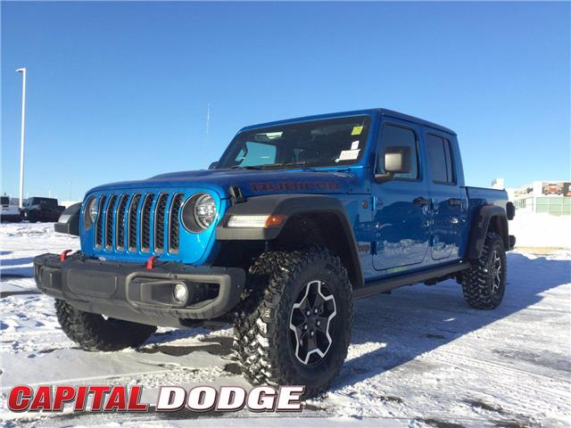 2021 Jeep Gladiator Rubicon (Stk: M00233) in Kanata - Image 1 of 29
