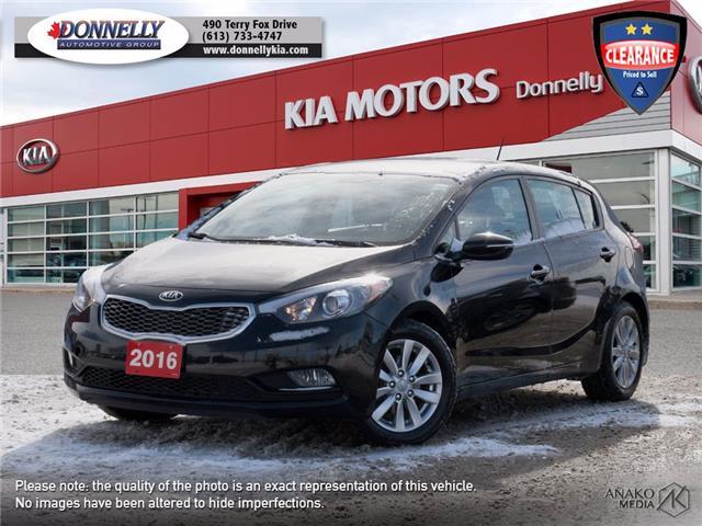 2016 Kia Forte 2.0L LX+ KNAFK5A82G5450295 KV207DTA in Kanata