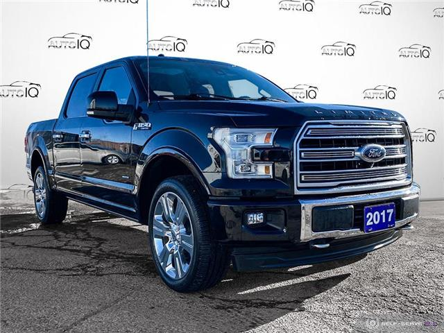 2017 Ford F-150 Limited (Stk: T1038A) in St. Thomas - Image 1 of 29