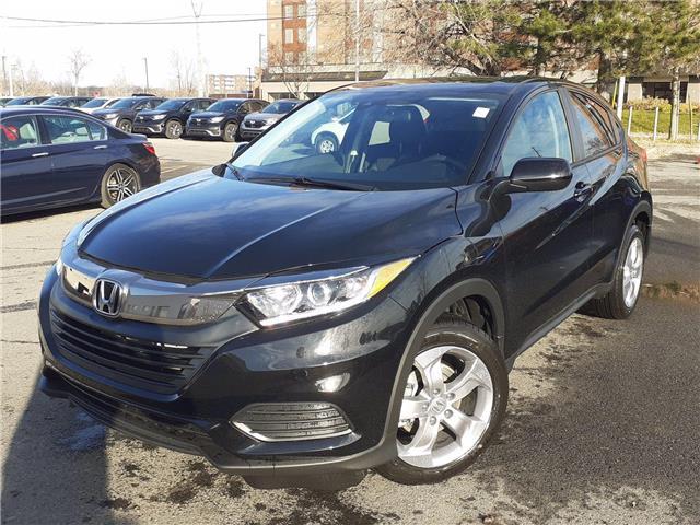 2021 Honda HR-V LX (Stk: 21-0114) in Ottawa - Image 1 of 22