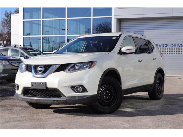 2016 Nissan Rogue SV (Stk: P19464A) in Ottawa - Image 1 of 25