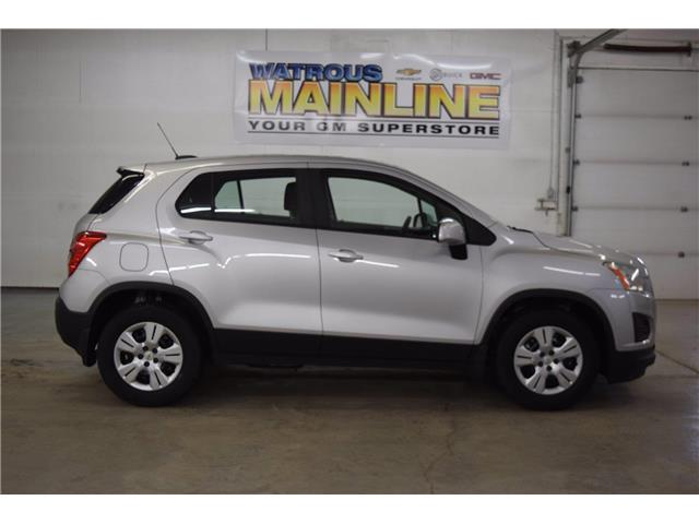 2016 Chevrolet Trax LS (Stk: M01090A) in Watrous - Image 1 of 36
