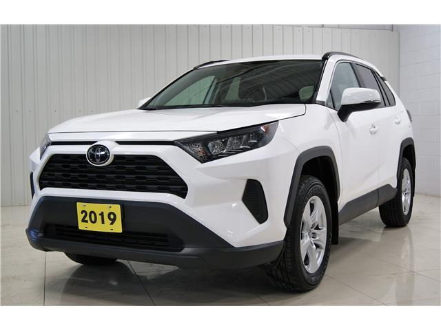 2019 Toyota RAV4 LE (Stk: P6204) in Sault Ste. Marie - Image 1 of 16