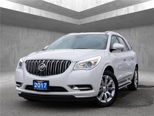 2017 Buick Enclave Premium (Stk: 9651A) in Penticton - Image 1 of 24