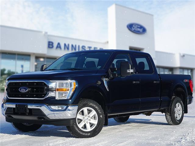 2021 Ford F-150 XLT (Stk: T210034) in Dawson Creek - Image 1 of 18