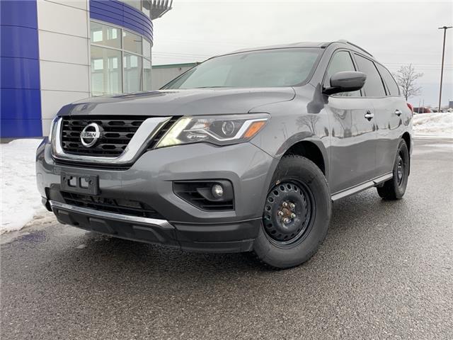 2018 Nissan Pathfinder SV Tech (Stk: A0451A) in Ottawa - Image 1 of 13