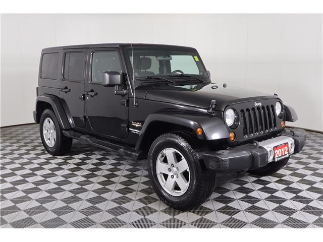2012 Jeep Wrangler Unlimited Sahara (Stk: D20-205B) in Huntsville - Image 1 of 25