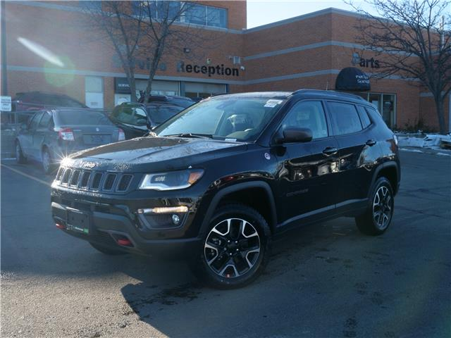 2021 Jeep Compass Trailhawk (Stk: 21159) in Mississauga - Image 1 of 6