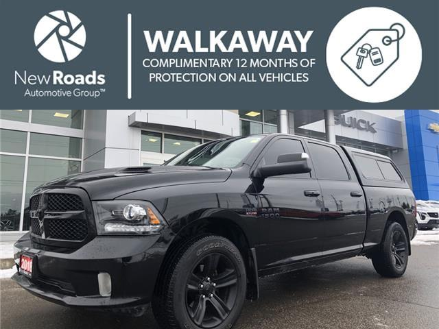 2018 RAM 1500 Sport (Stk: G124838A) in Newmarket - Image 1 of 28