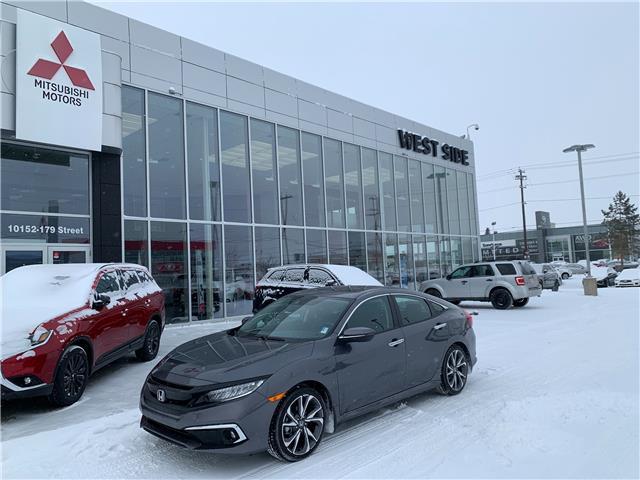 2019 Honda Civic Touring (Stk: BM4029) in Edmonton - Image 1 of 26
