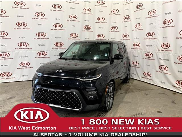 2020 Kia Soul EX Limited (Stk: 7715) in Edmonton - Image 1 of 27