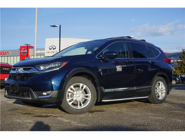 2018 Honda CR-V Touring (Stk: 21-217A) in Kelowna - Image 1 of 22