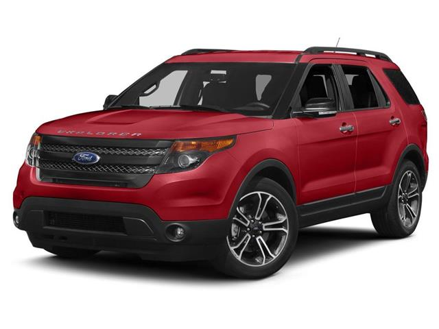 2014 Ford Explorer Sport (Stk: 21033A) in Espanola - Image 1 of 10