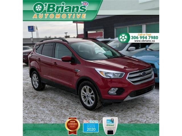 2018 Ford Escape SE (Stk: 14111B) in Saskatoon - Image 1 of 19