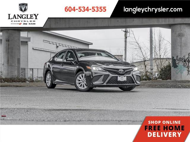 2019 Toyota Camry SE (Stk: LC0661) in Surrey - Image 1 of 23
