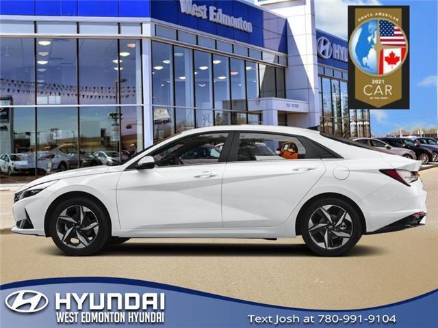 New 2021 Hyundai Elantra Ultimate w/Black Seats  - Edmonton - West Edmonton Hyundai
