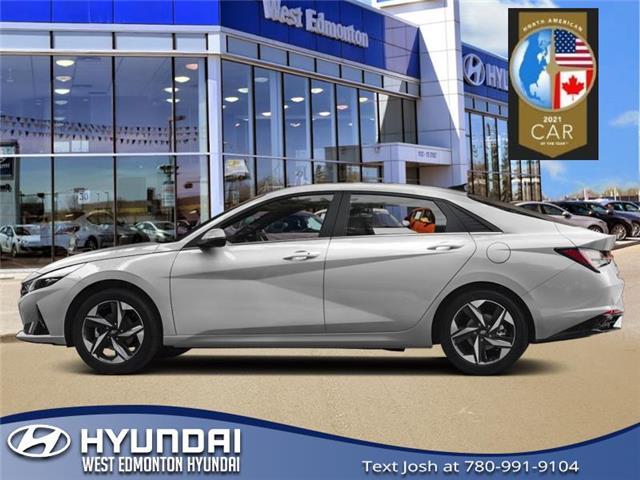 New 2021 Hyundai Elantra Preferred w/Sun & Safety Package  - Edmonton - West Edmonton Hyundai