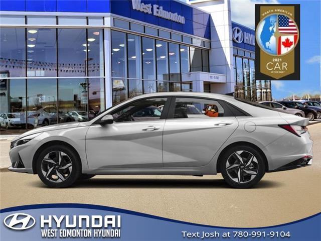 2021 Hyundai Elantra ESSENTIAL (Stk: EL10421) in Edmonton - Image 1 of 1