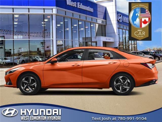 2021 Hyundai Elantra Preferred (Stk: EL16961) in Edmonton - Image 1 of 1