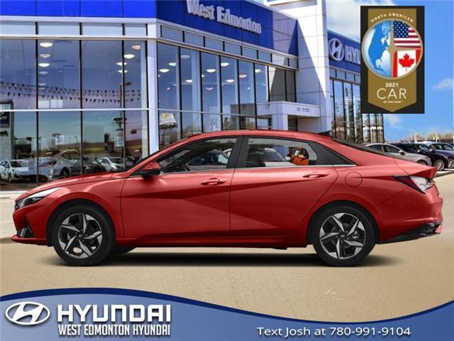 2021 Hyundai Elantra Ultimate (Stk: EL15085) in Edmonton - Image 1 of 1