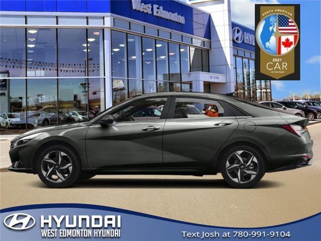 2021 Hyundai Elantra N Line (Stk: EL11410) in Edmonton - Image 1 of 1