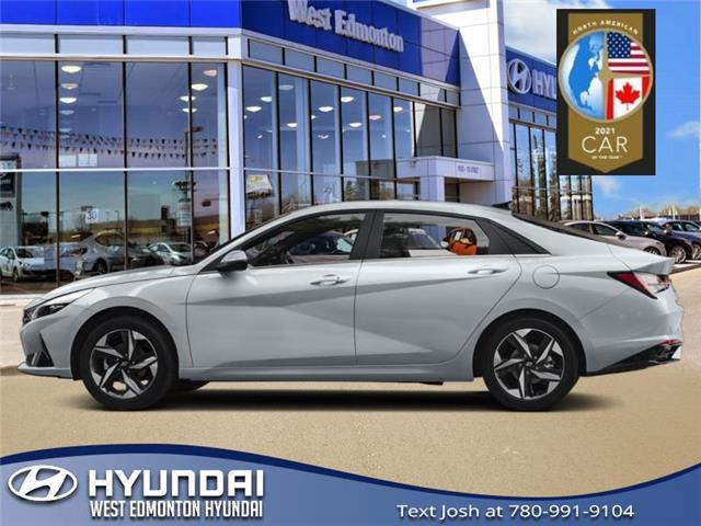 2021 Hyundai Elantra Ultimate (Stk: EL14875) in Edmonton - Image 1 of 1