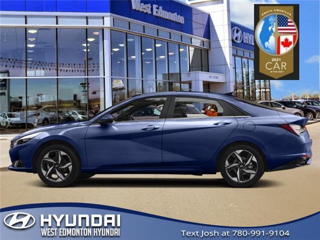 New 2021 Hyundai Elantra Preferred w/Sun & Tech Pkg  - Edmonton - West Edmonton Hyundai
