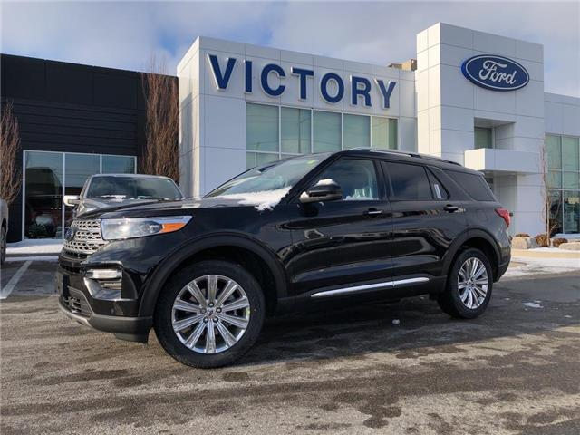 2021 Ford Explorer Limited (Stk: VEX20044) in Chatham - Image 1 of 15