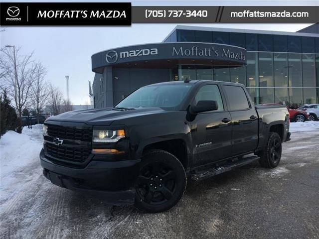 2018 Chevrolet Silverado 1500 Silverado Custom (Stk: P8915A) in Barrie - Image 1 of 17