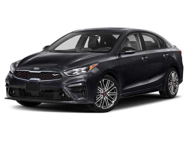 2021 Kia Forte GT (Stk: 489NL) in South Lindsay - Image 1 of 9