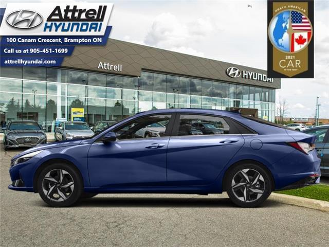 2021 Hyundai Elantra Preferred IVT (Stk: 36673) in Brampton - Image 1 of 1