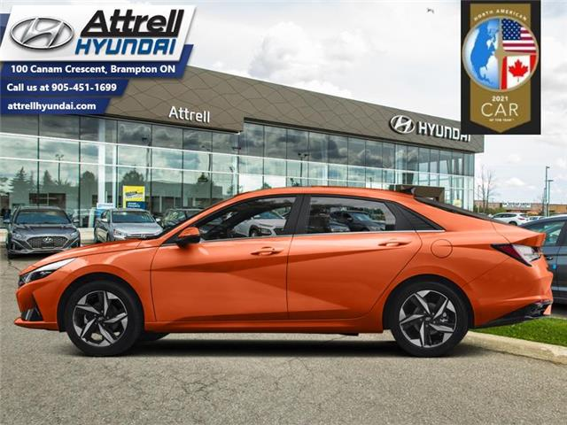 2021 Hyundai Elantra Ultimate IVT (Stk: 36827) in Brampton - Image 1 of 1