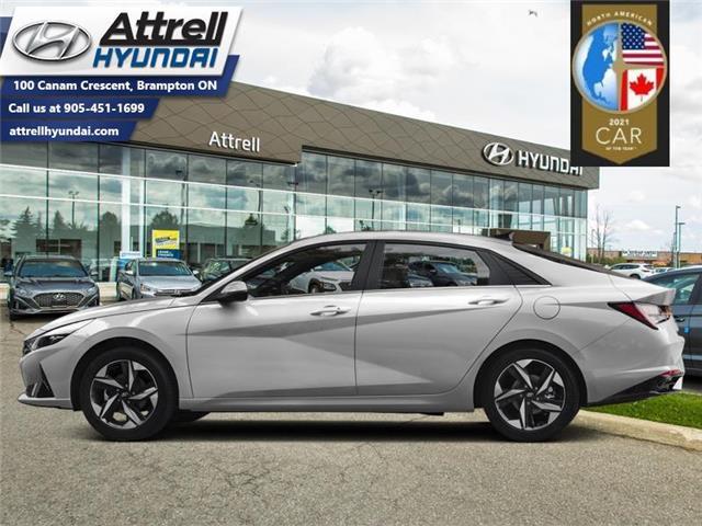 2021 Hyundai Elantra Ultimate IVT (Stk: 36835) in Brampton - Image 1 of 1