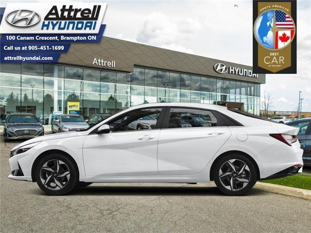 2021 Hyundai Elantra Preferred w/Sun & Tech Package IVT (Stk: 36857H) in Brampton - Image 1 of 1