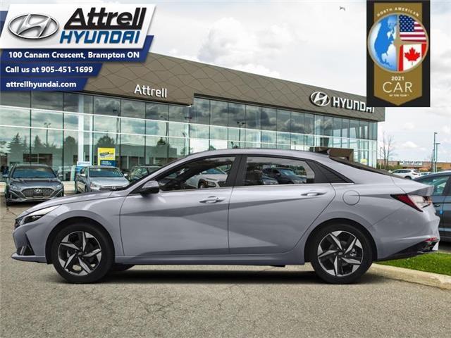 2021 Hyundai Elantra Ultimate IVT (Stk: 36899) in Brampton - Image 1 of 1