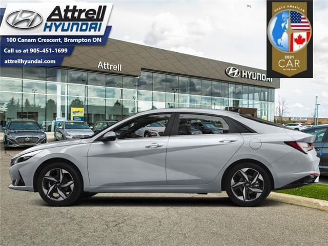2021 Hyundai Elantra Ultimate IVT w/Grey Seats (Stk: 36903) in Brampton - Image 1 of 1