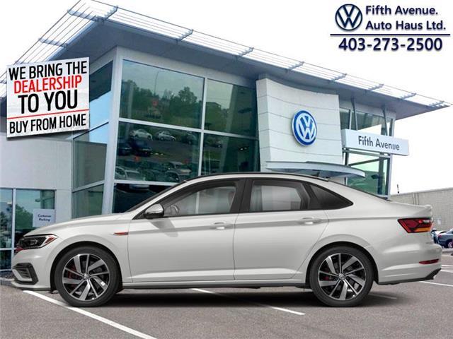New 2021 Volkswagen Jetta GLI Base  - Calgary - Fifth Avenue Auto Haus Ltd.