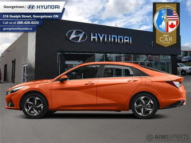 2021 Hyundai Elantra Preferred w/Sun & Safety Package (Stk: 1050) in Georgetown - Image 1 of 1