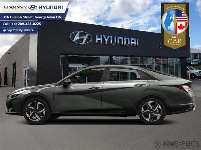 2021 Hyundai Elantra Preferred (Stk: 1055) in Georgetown - Image 1 of 1