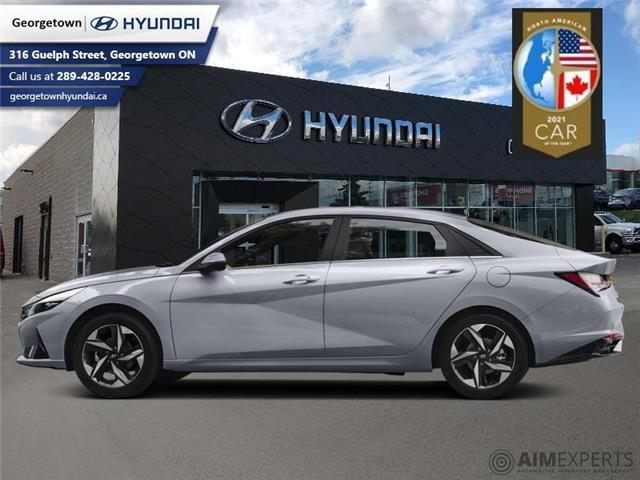 2021 Hyundai Elantra Preferred w/Sun & Safety Package (Stk: 1056) in Georgetown - Image 1 of 1