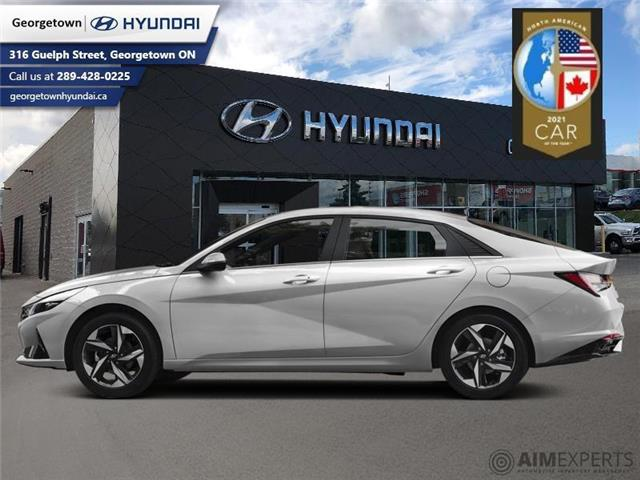 2021 Hyundai Elantra Preferred w/Sun & Safety Package (Stk: 1059) in Georgetown - Image 1 of 1