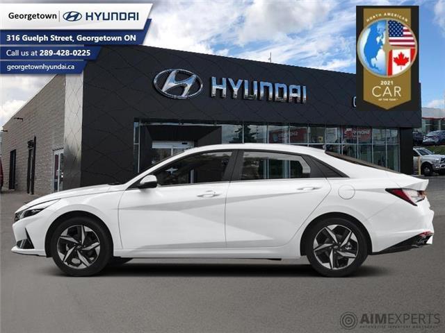 2021 Hyundai Elantra Ultimate w/Black Seats (Stk: 1067) in Georgetown - Image 1 of 1
