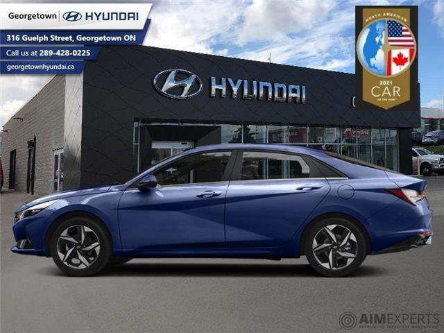 2021 Hyundai Elantra Preferred w/Sun & Safety Package (Stk: 1069) in Georgetown - Image 1 of 1