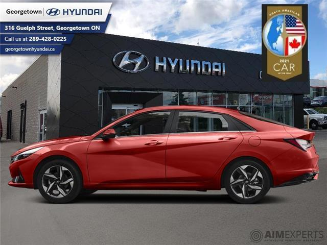 2021 Hyundai Elantra Preferred (Stk: 1074) in Georgetown - Image 1 of 1