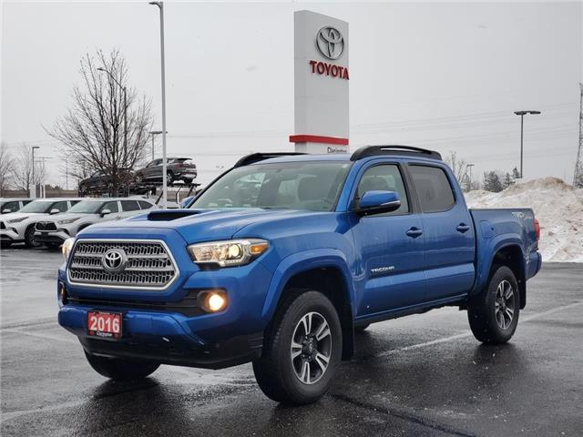 2016 Toyota Tacoma TRD Sport (Stk: 21287A) in Bowmanville - Image 1 of 28