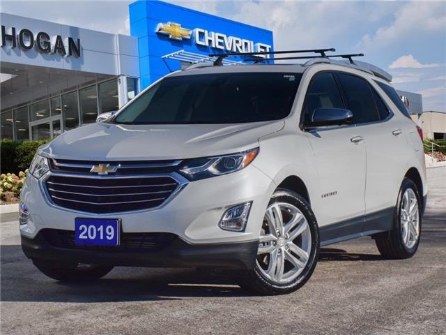 2019 Chevrolet Equinox Premier (Stk: A173354) in Scarborough - Image 1 of 27